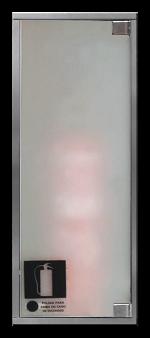 Armario extintor modular BMR AE 25/5 3+3