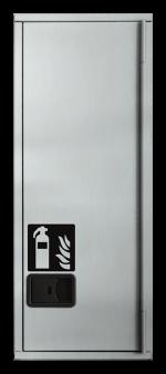 Armario extintor modular BMR AE 25/5
