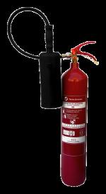 Extintor E-5 CO2 Standard